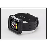 New Design Watchband With Protection Cover Function For Apple Watch 42mm/38mm