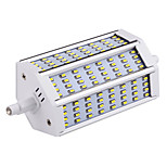 R7S 118MM 15 W 96 SMD 3014 1480 LM Warm White / Cool White T Decorative Corn Bulbs AC 85-265 V