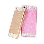 girls'favorite bling scintillio strass duro l'argomento per il iphone 4 / 4s (colori assored)
