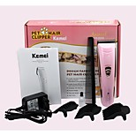 Grooming Clipper & Trimmer Pet Grooming Supplies Portable / Electric Plastic Pink
