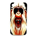 Baboon  Pattern TPU Soft Case for iPhone4/4S