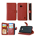PU Leather+TPU Back Cover Wallet Much Card Holders+Cash Slot+Photo Frame Magnetic Phone Case for Nokia Lumia 930