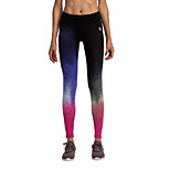 Running Tights Women's Breathable Running Vansydical Stretchy Blue Novelty / Fashion S / M / L / XL