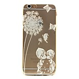 Childhood Pattern TPU Soft Phone Case for iPhone 6/6S