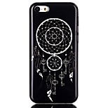 Campanula TPU Material Cell Phone Case for iPhone 5C