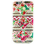 Flower TPU Pattern Back Cover Mobile Phone Protection Shell for iPhone 6/6s