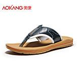 aokang® Herren-Ledersandalen - 141723057