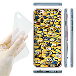 MAYCARI®Good Friends Forever Transparent TPU Back Case for iPhone 5/iphone 5s