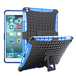TPU+ PC Hybrid Rugged Rubber Armor stand Hard Cover Cases For iPad 4/3/2