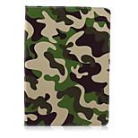 camouflagepatroon stent geval voor ipad lucht