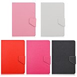 Lichee Pattern High Quality PU Leather with Stand Case for 7 Inch Universal Tablet