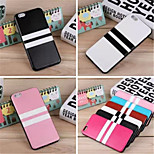 TPU Blend Color Stick A Skin Back Cover Case For iPhone 6 Plus/6S Plus (Assorted Colors)