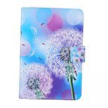 Dandelion PU Protective Case Cover with Stand for iPad Mini 1/2/3(Assorted Colors)
