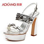 Aokang® Women's Leather Sandals - 342818040