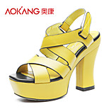 Aokang® Women's Leather Sandals - 132818097