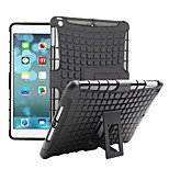 TPU+ PC Hybrid Rugged Rubber Armor stand Hard Cover Cases For iPad Air