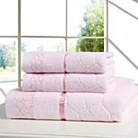 Yuxin®Cotton Towels, Bath Towels Combination  Water Cube Sets of Towels  3Pcs/Set