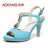 Aokang® Women's Leatherette Sandals - 132811561
