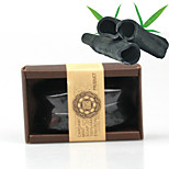 ALL BLUE High Quality Skin Whitening Soap Summer Hot Style Thailand Bamboo Charcoal Oil Soaps Facial Soaps