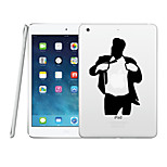 Transparent Creative PC Hard Back Case for iPad Air 2