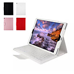 Removable Bluetooth V3.0 Keyboard Litchi Grain PU Leather Case w/ Kickstand for iPad Pro (Assorted Colors)