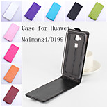 Flip Leather Magnetic Protective Case For Huawei Maimang 4/D199(Assorted Colors)