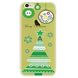 Christmas Tree Pattern TPU Soft Phone Case iPhone 6/6S