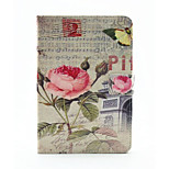 Specially Designed Amorous Feelings Restoring Ancient Ways PU Leather Shockproof Case for iPad Air