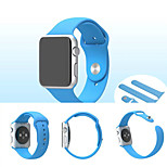 Silicone Watch Strap for Apple Watch 38mm