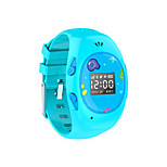 The New Smart Watch Wifi GPS Dual Positioning Tracking Children's Watch