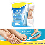 Velvet Smooth Electronic Nail Care System Electric Nail File
