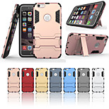 Iron Man Hard Case Protective Cover with Kickstand for iPhone 6/6S(Assorted Colors)