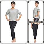 Iyoga ® Yoga Tops Yoga Tops Antistatic / Limits Bacteria / Sweat-wicking / Soft Stretchy Sports Wear Yoga Women's