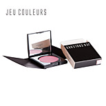 JEU COULEURS Beauty Blusher/ Make Pink Apple Muscle/4 Color/JC-005  10g
