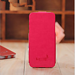 Fine Sheep Skin Leather Embossed Pu Open For Iphone5s Mobile Phone