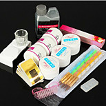 14pcs Crystal Nail Phototherapy Nail Set