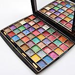 48 Colors Diamond Eyeshadow Palette Super Shimmer Flash Paleta De Maquiagem Glitter Makeup Beauty Eye Shadow with Brush