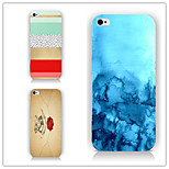 Colorful Pattern  Pattern PC Phone Case Back Cover Case for iPhone5/5S