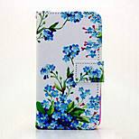 Floret Painted PU Phone Case for iphone 6/6S