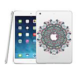Transparent Creative PC Hard Back Case for iPad 2 iPad 3 iPad 4