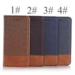 Special Design for Business Gentlenman Luxury PU Leather Case with Full Body Case and Card Slots Kickstand for Iphone6