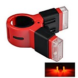 Mtigersports ® LED Bike Rear Light  60 Lumens 3 ModesClip Design/ USB Charging / easy to fit