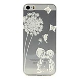Childhood Pattern TPU Soft Phone Case for iPhone 5/5S