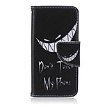 Tooth Pattern PU Soft Case for iPhone 5G/5S