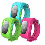 reloj inteligente GSM GPRS niños Q5 niño reloj gps localizador perseguidor anti-lostsmartwatch guardia hijo para ios android