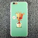 MAYCARI® Little Cute Tree TPU Back Case for iPhone 6/iphone 6S