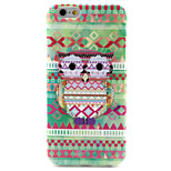 Owl Balloon TPU Pattern Back Cover Mobile Phone Protection Shell for iPhone 6/6s