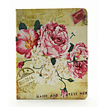 Specially Designed Amorous Feelings Restoring Ancient Ways PU Leather Shockproof Case for iPad 4/3/2