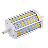R7S 118MM 15 W 48 SMD 5730 1480 LM Warm White / Cool White T Decorative Corn Bulbs AC 85-265 V