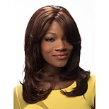 Women Lady  Syntheic Wig Extensions Blended Color